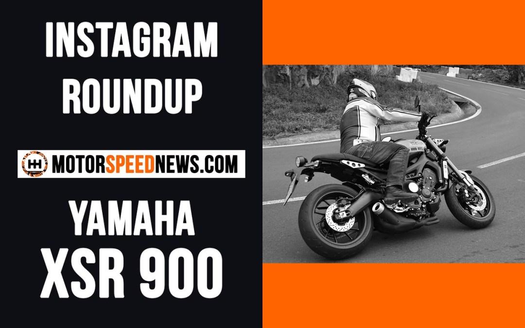 Instagram Roundup | Yamaha XSR900