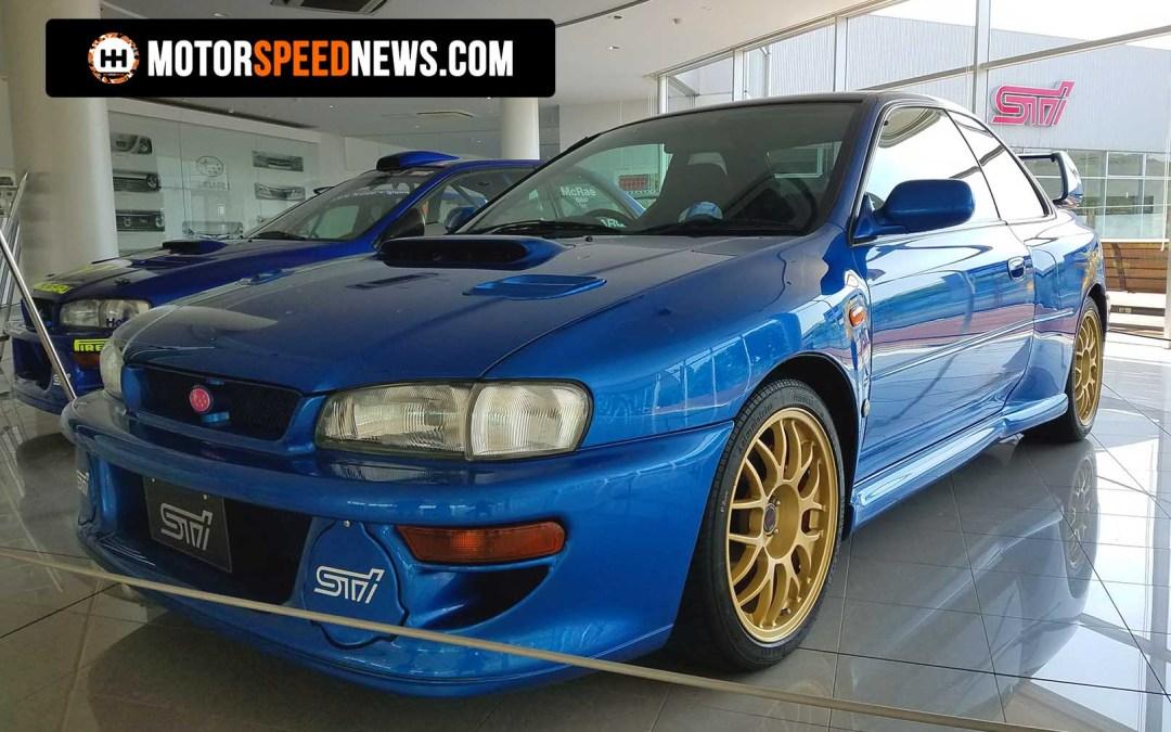 Mitaka Subaru In Japan Is A Place All Subaru Enthusiasts Should Visit