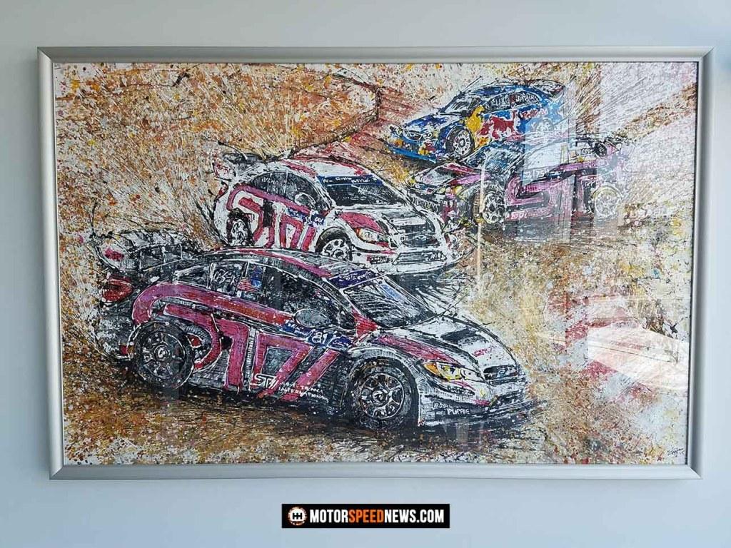 Mitaka Subaru In Japan - STI Gallery - image 2