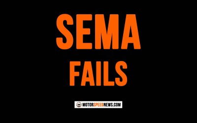 Facebook Group SEMA Fails Showcases Disaster Builds At Auto Shows