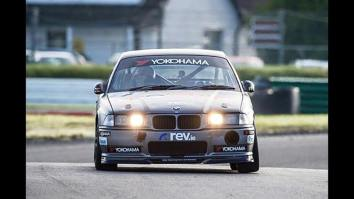 Holstein's spectacularly driven M3. Image from Chester.ie