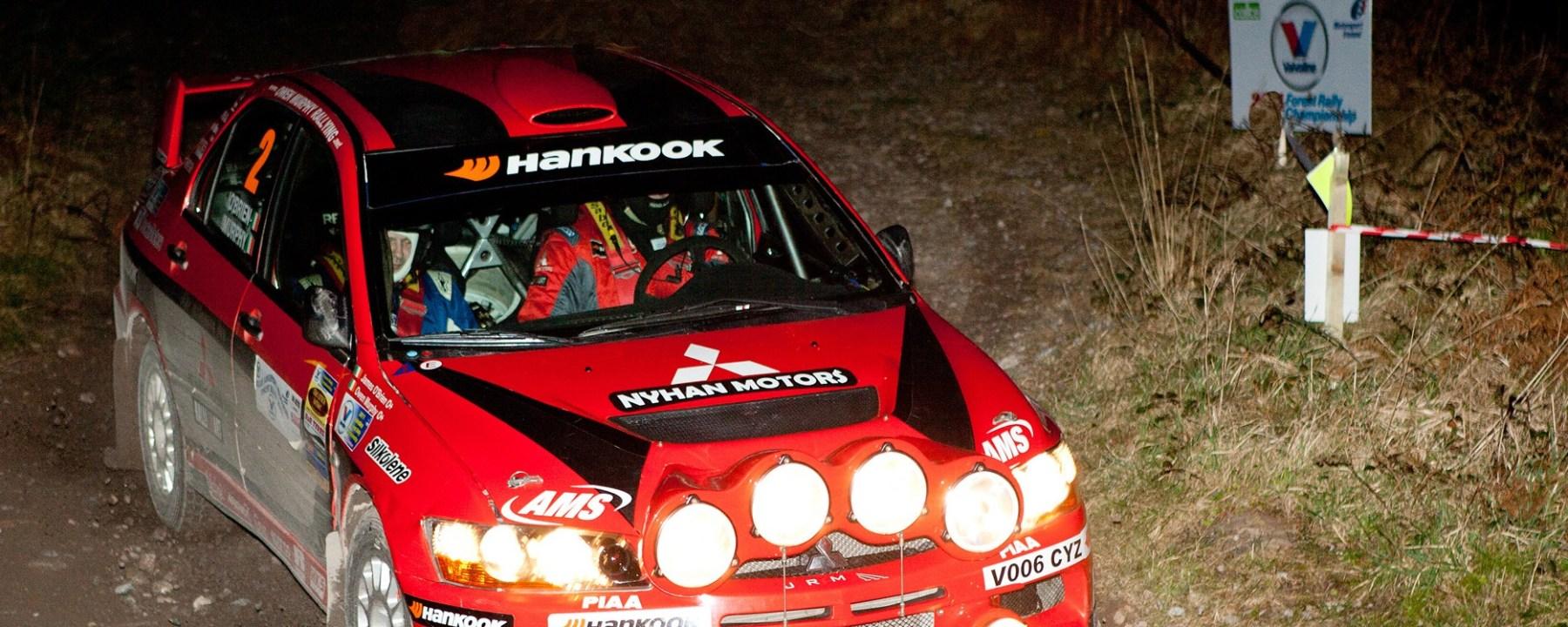 2015 Valvoline Irish Forest Rally Championship Preview