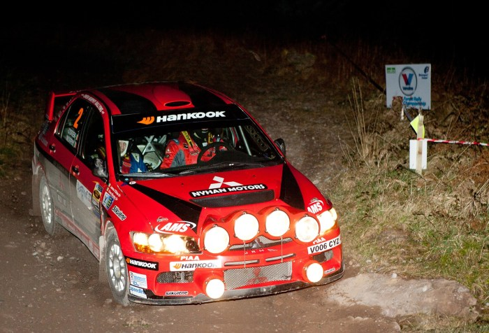 2015 Valvoline Irish Forest Rally Championship Preview