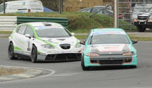 David & Goliath. Doran fends off McGovern's SEAT. Image from ITCC.ie