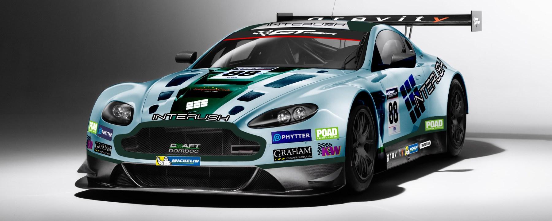 Motorsport.ie Aston Martin GT3