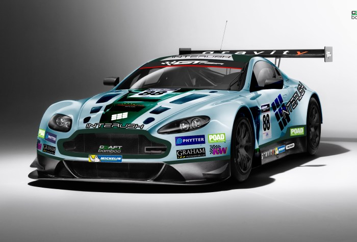 Motorsport.ie Aston Martin GT3