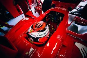 F1 KIMI Chinese GP