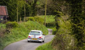 local driver Jenna McCann will take part in the Cavan Stages Rally Picture repro free by Ruaidhri Nash