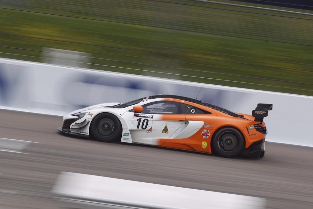 Motorsport.ie Andrew Watson McLaren
