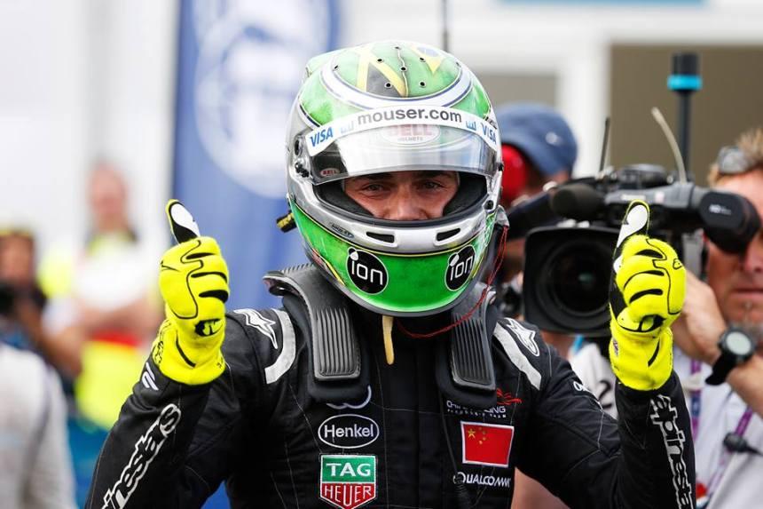 Motorsport.ie Formula E