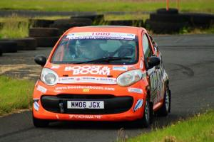 Peter Bennett and Arthur Kierans- McGrady Insirance Junior 1000 Rally Challenge Ireland Round 7 winners