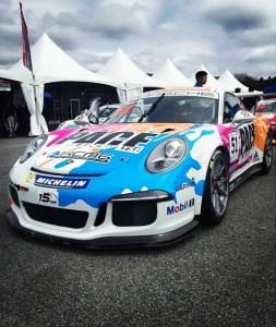 KCMG Porsche