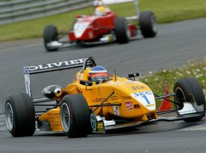 Devanney battled Nico Rosberg in F3- and is now retired.