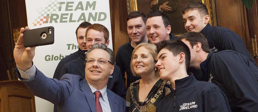 Motorsport Ireland Launch Team Ireland Foundation at the ...