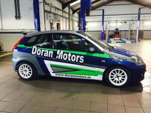 ITCC ace Kevin Doran should be a favourite in ST Fiestas