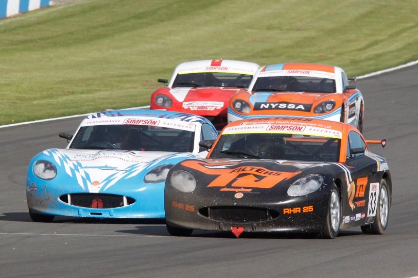 Daniel Harper (GBR) Douglas Motorsport Ginetta Junior