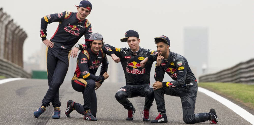 Red Bull Boyz