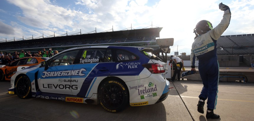 BTCC Turkington