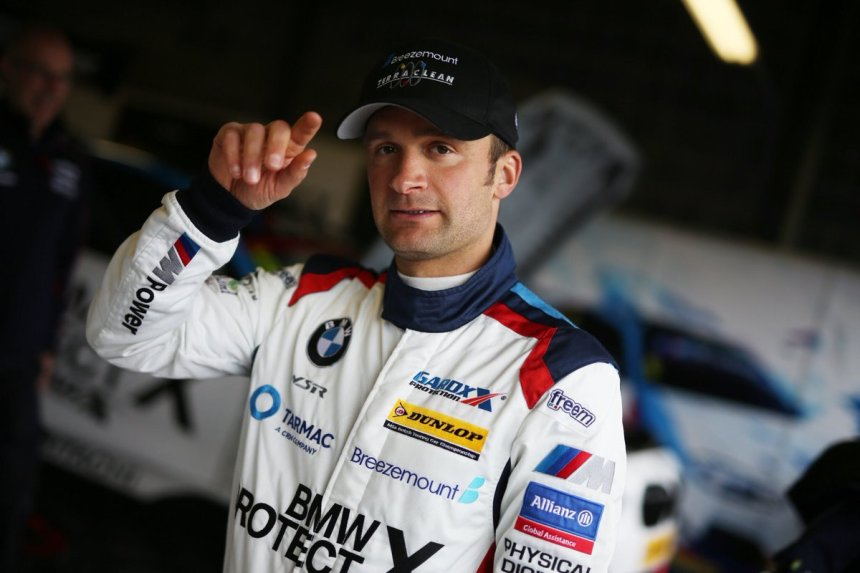 Colin Turkington Win Donington