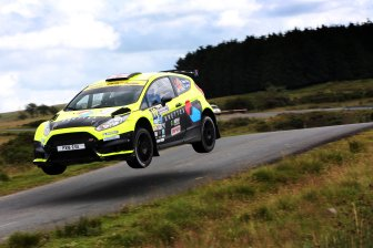 Rhys Yates / Alex Lee Ford Fiesta R5