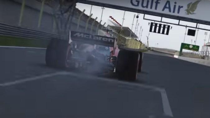 Alonso failure 1