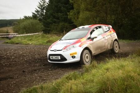 Stephen Dickson - Valvoline Motorsport Ireland National Forest Rally Junior Champions 2017 (2)