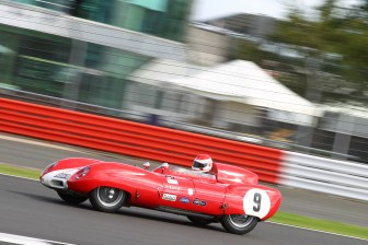 Silverstone Classic 28-30 July 2017 At the Home of British Motorsport Stirling Moss pre 61 Sports cars KRIKNOFF Serge, Lotus XI Series 1 Free for editorial use only Photo credit – JEP