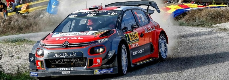ireland s meeke and breen lead citro n racing for wrc 2018 home of motorsport. Black Bedroom Furniture Sets. Home Design Ideas