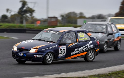 Fiesta 6hr race Mondello 28th October 2017 Photographed by © Michael Chester + 353 87 8072295 info@chester.ie