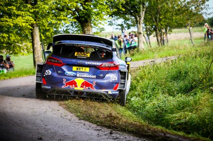 2017 FIA World Rally Championship / Round 10 / Rallye Deutschland / 17-20 August, 2017 // Worldwide Copyright: McKlein