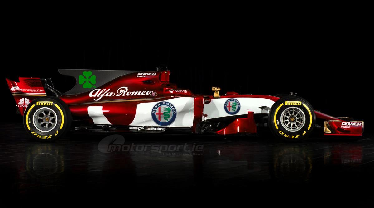 Sauber Enter Multi Year Partnership With Alfa Romeo