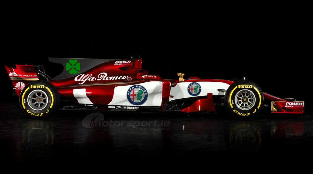 sauber enter multi year partnership with alfa romeo. Black Bedroom Furniture Sets. Home Design Ideas