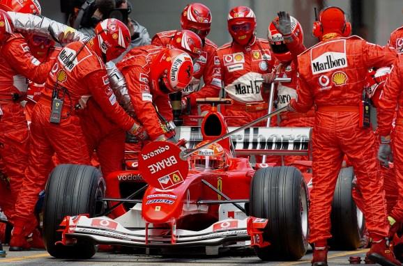 2004 Spanish Grand Prix - Sunday Race, 2004 Spanish Grand Prix Barcelona, Spain. 9th May 2004 World Copyright: Steve Etherington/LAT Photographic ref: Digital Image Only