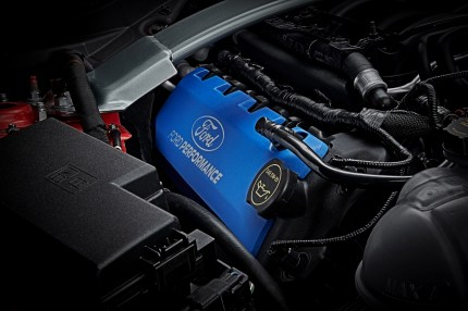 Ford Performance Mustang engine coil cover