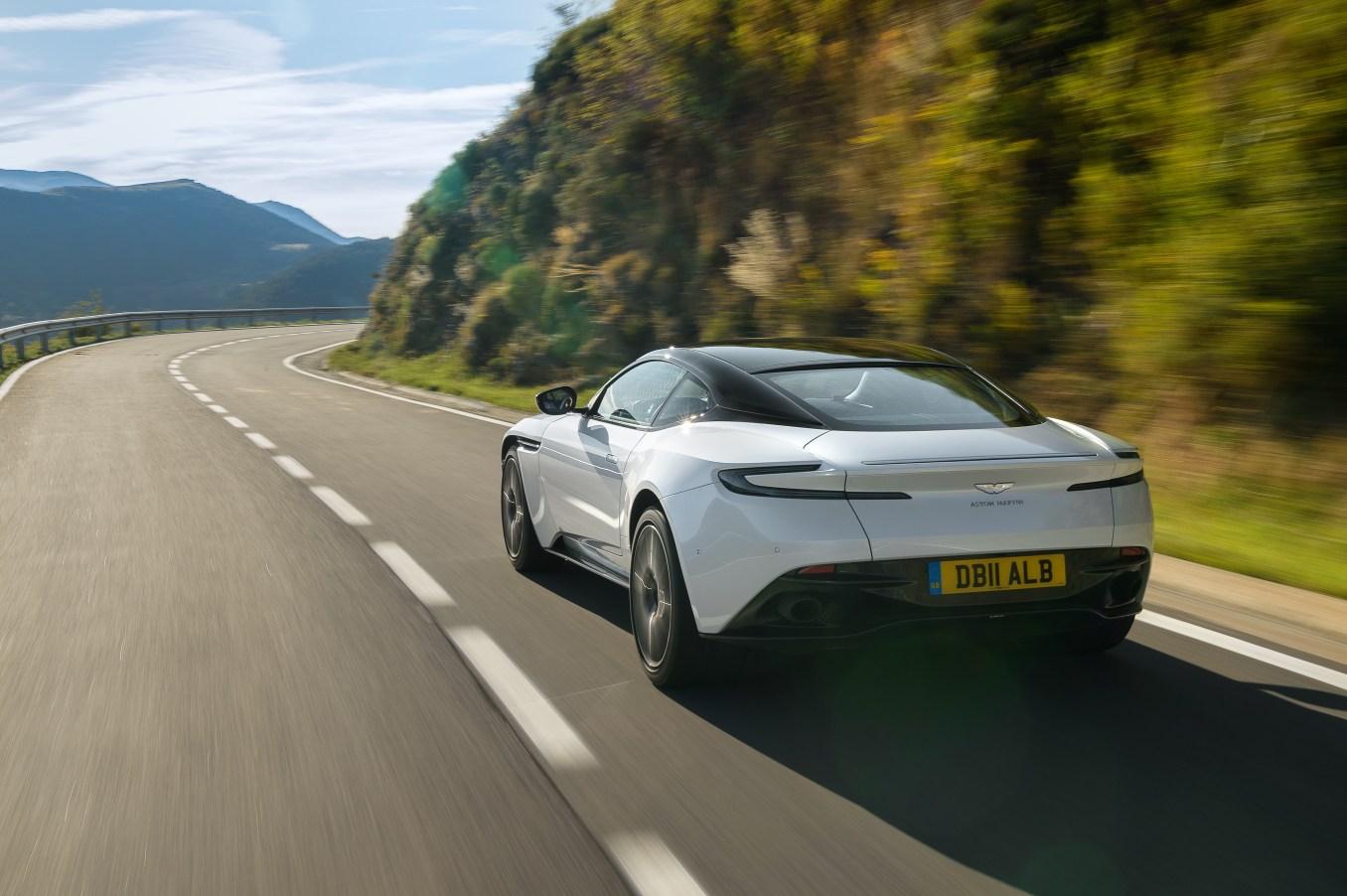 Aston Martin V8 powered DB11 (2)