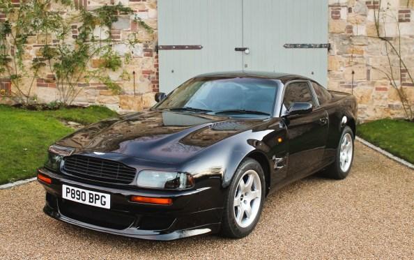 1997 Aston Martin V8 Vantage 1