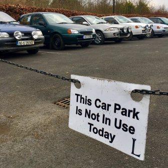ALMC Car Park