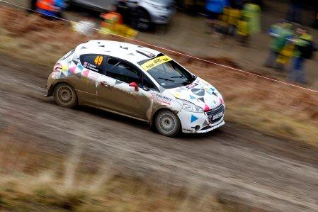 Dean Raftery / Tom Woodburn Peugeot 208