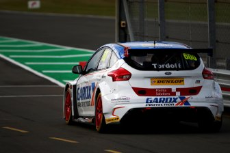 Sam Tordoff (GBR) Motorbase Performance Ford Focus