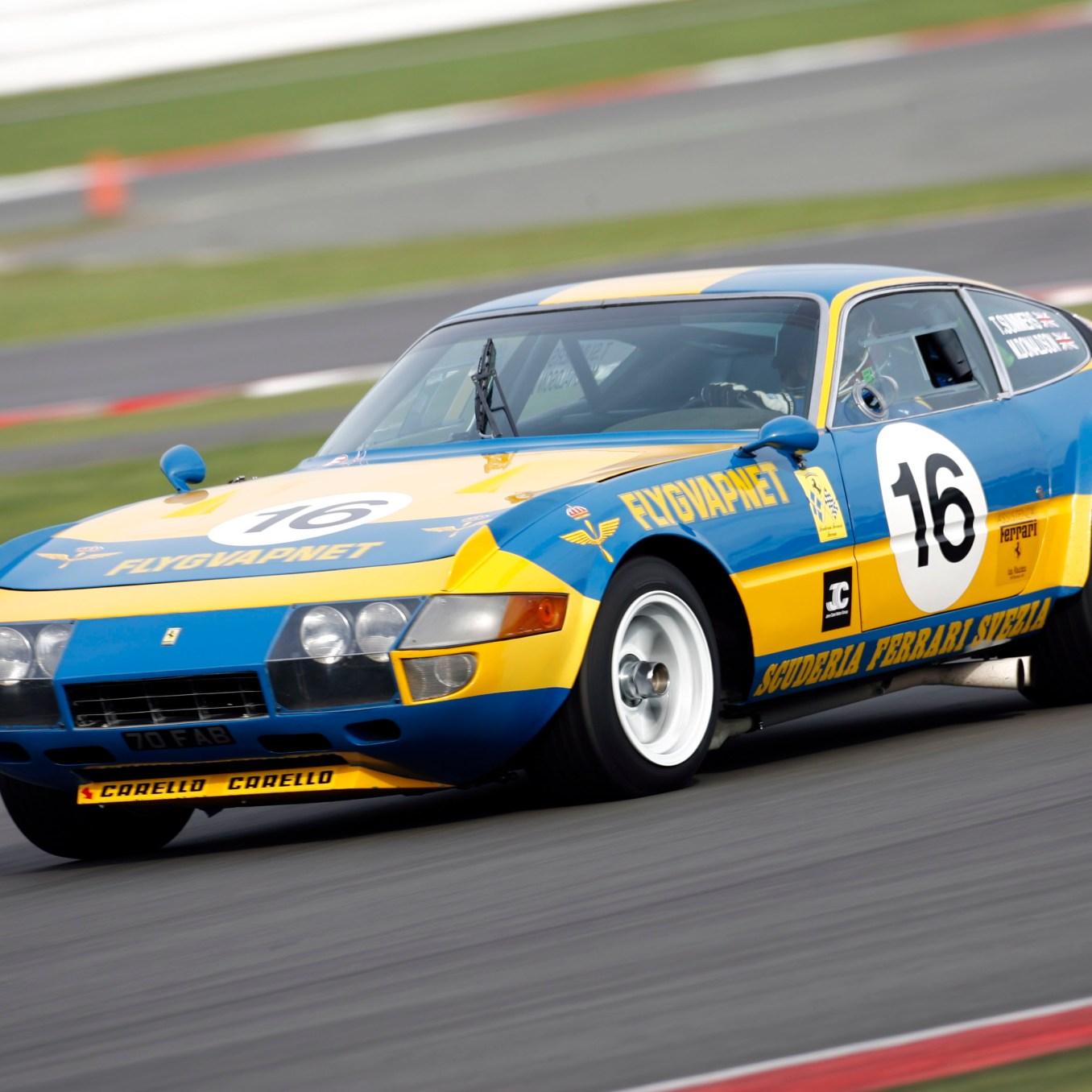 Donaldson/Summers Ferrari 365 GTB Daytona