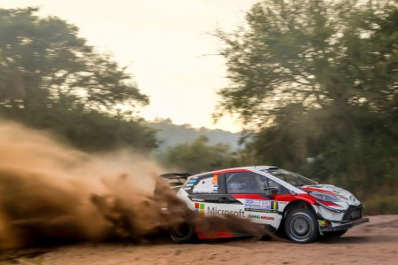 Toyota WRC Argentina3