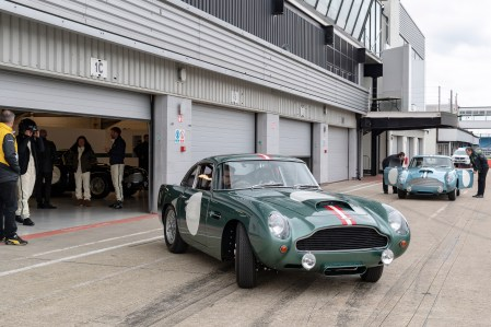 Aston Martin DB4 GT ┬r Photo Max Earey (20)