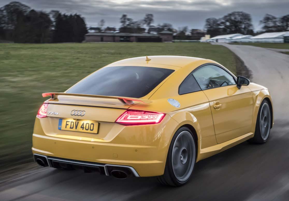Audi TT RS a