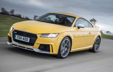 Audi TT RS b