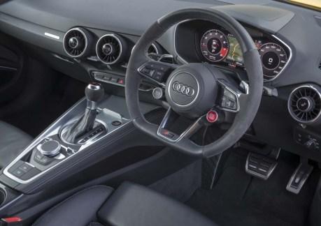 Audi TT RS c