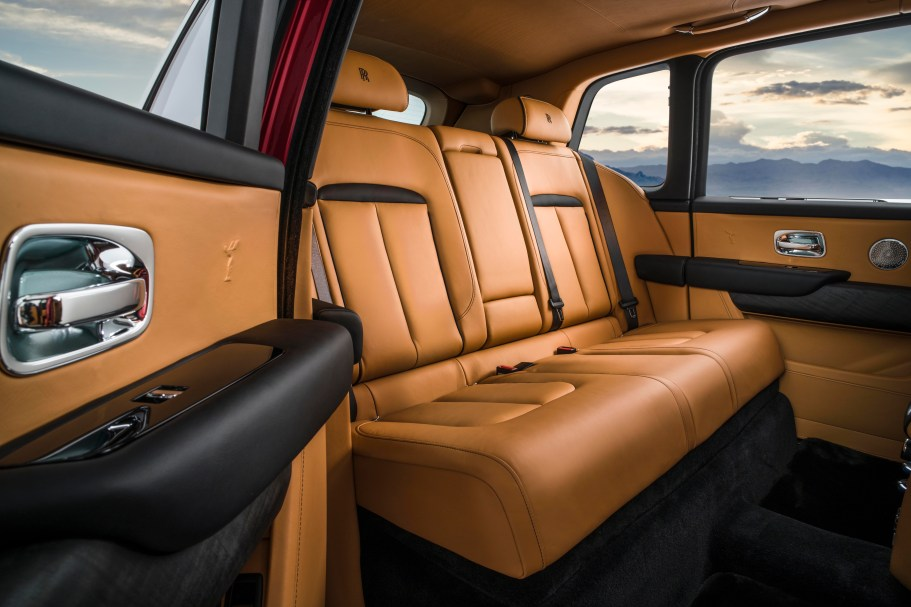 Cullinan MR Interior 1