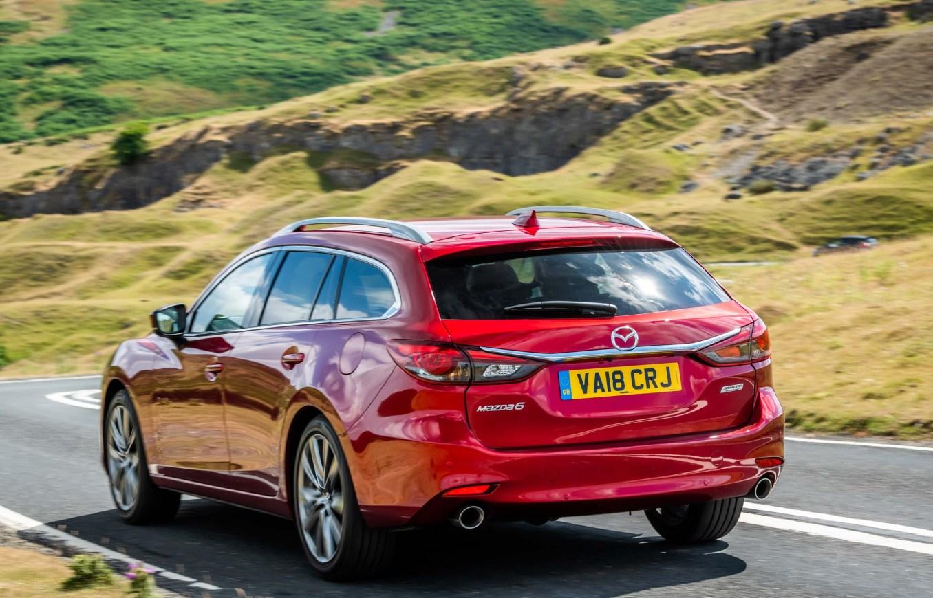 Mazda6 Tourer a