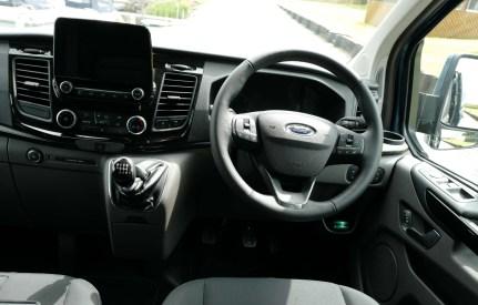 Ford Tourneo Custom e