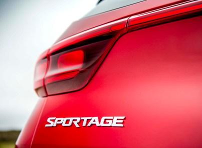 Kia Sportage e