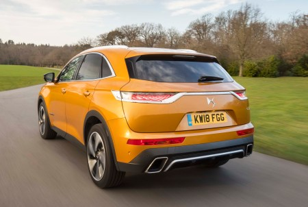 DS7 Crossback b